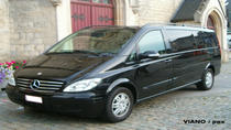 Private Arrival Transfer: Brussels International Airport to Brussels, Bruges or Ghent Hotels ,...
