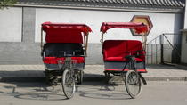 Private Cultural Tour: Hutong Rickshaw Ride and Dumpling Making in Beijing, Beijing, Private Tours