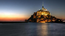 Mont Saint-Michel Full-day Night Illumination Tour with Dinner, Paris, Day Trips