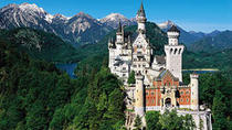 Neuschwanstein, Linderhof Full Day Sightseeing Tour from Munich - self guided tour (Japanese), ...