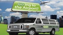 Shared Arrival Transfer: New York Airports to Hotel, New York City