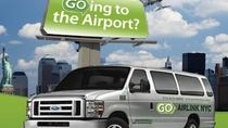 Shared Departure Transfer: Hotel to New York City Airports, New York City