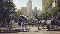 Central Park Date: Horse Carriage Ride with Tavern on the Green Dining Experience, New York City, ...