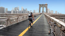 Manhattan and Brooklyn Bridge Bike Rental, New York City, Literary, Art & Music Tours