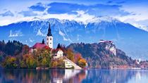 Ljubljana and Bled: The City of Dragon and Alpine Beauty Day Trip from Zagreb, Zagreb, Day Trips