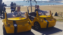 Barcelona GPS-Guided GoCar Tour, Barcelona, Helicopter Tours
