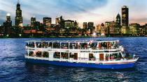 Chicago Architecture Boat Tour by Night, Chicago, Night Cruises