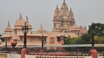 Historic Delhi Morning Tour Including Chattarpur Temple and Qutub Minar with Tuk-Tuk Ride, New ...