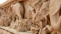 Mughal Heritage Tour Including Lodhi Garden, Humayun Tomb and Akshardham Temple, New Delhi, ...