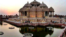 Private Evening Tour of Akshardham Temple with Musical Fountain Show , New Delhi, Half-day Tours