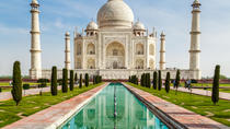 Private Tour: Day Trip to Agra from Delhi including Taj Mahal and Agra Fort, New Delhi, null