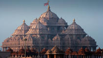 Spiritual Morning Walking Tour of Akshardham Temple and the Garden of India, New Delhi, Half-day ...