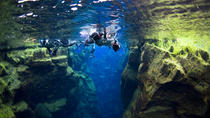 Golden Circle Tour and Snorkeling Experience with 4x4 Jeep Transport from Reykjavik, Reykjavik, Day ...