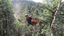 Rocky Mountain Zipline Adventure from Denver, Denver