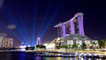 Singapore Night Sightseeing Tour with Gardens by the Bay, Bumboat Ride and Bugis Street, Singapore,...