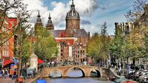 Amsterdam Layover Tour: Private City Sightseeing with Round-Trip Airport Transfer, Amsterdam