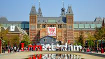 Skip the Line: Van Gogh Museum and Rijksmuseum Tour Including Amsterdam Canals Lunch Cruise, ...