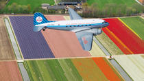 Viator Exclusive: Amsterdam and Tulip Fields Dakota Sightseeing Flight with Skip-the-Line Keukenhof ...