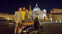Rome Vespa Tour: City Highlights by Night, Rome, Vespa, Scooter & Moped Tours