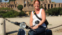 Rome Vespa Tour: Highlights of the Seven Hills of Rome, Rome, Vespa, Scooter & Moped Tours