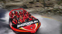 Shotover River Extreme Jet Boat Ride from Queenstown, Queenstown, Day Cruises