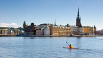Stockholm Sightseeing Tour by Kayak, Stockholm, Private Sightseeing Tours