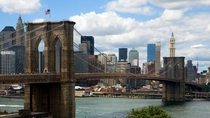 Recorrido a pie por Nueva York de Manhattan a Brooklyn: Puente de Brooklyn y Dumbo, New York City, ...