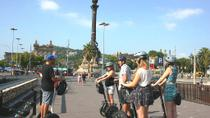 Barcelona Shore Excursion: Barcelona Segway Tour, Barcelona, Motorcycle Tours