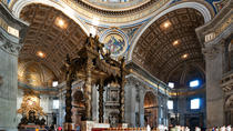 No Wait Access: St Peter's Basilica Guided Tour, Rome, Christmas