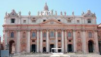 Skip the Line: St Peter's Basilica Walking Tour Including Views from the Top of the Dome, Rome, ...