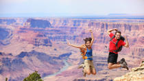 Viator Exclusive: Grand Canyon South Rim Overnight Trip with Mule Ride from Las Vegas, Las Vegas,...