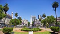 Buenos Aires Super Saver: City Sightseeing Tour plus Wine Tasting in Palermo Soho, Buenos Aires, ...