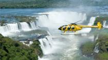 Iguassu Falls Panoramic Helicopter Flight, Puerto Iguazu, Helicopter Tours