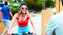 Rottnest Island Roundtrip Fast Ferry from Hillarys Boat Harbour Including Bike Hire, Perth,...
