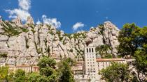 Barcelona and Montserrat Tour with Skip-the-Line Park Güell Entry and Hotel or Port Pickup,...