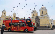 City Sightseeing Lima Open-Top Bus Tour with Optional Callao Tour, Lima, Hop-on Hop-off Tours