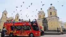 Lima Open-Top Sightseeing Tour with Optional Callao Tour, Lima, Hop-on Hop-off Tours