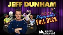 Jeff Dunham: Not Playing with a Full Deck, Las Vegas, Comedy
