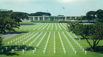Makati Sightseeing Tour Including Ayala Center and American Cemetery, Manila, Day Trips