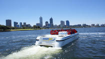 Swan River Jet Boat Ride, Perth