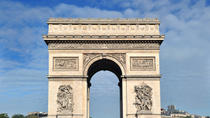 Arc de Triomphe Walking Tour with Access to the Summit, Paris, null