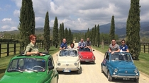 Self-Drive Vintage Fiat 500 Tour from Florence: Tuscan Wine Experience, ,