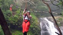 Puntarenas Shore Excursion: Waterfall Canopy Zipline Tour, Guanacaste and Northwest, null