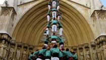 Small-Group Catalonia Tour from Barcelona: Alella Wine Tasting, Catalan Food and Human Tower...