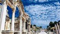 Biblical Ephesus, Mother Mary House, St John Basilica and Temple of Artemis Tour from Izmir with...