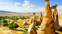 Daily Cappadocia Tour From Istanbul with Return Flights Included, Istanbul, Day Trips