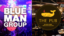 Blue Man Group Show and Dinner at the Monte Carlo Resort and Casino, Las Vegas, Theater, Shows & ...