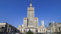 Communist Warsaw Tour by Nysa 522 Car, Warsaw, Private Sightseeing Tours