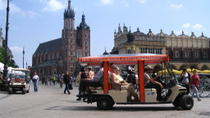 Private Tour: Krakow City Sightseeing by Electric Car With Live Guide, Krakow, Private Tours