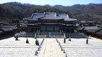 Korean Cultural Combo: Yongin MBC Dramia TV Set Tour and Korean Folk Village from Seoul, Seoul, ...